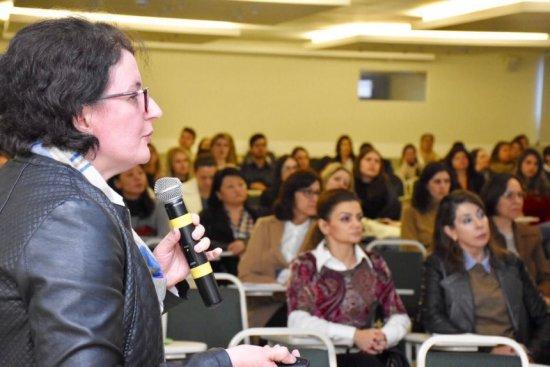 Tratamentos do colesterol foram tema de palestra durante Congresso Endosul 2017 (Bebel Ritzmann)
