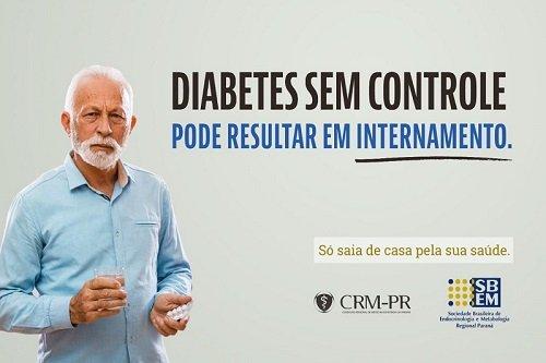 Campanha Só saia de casa pela sua saúde!